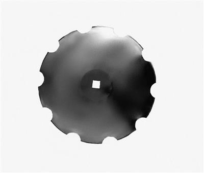 INTERNATIONAL 770 SCALLOPED DISC BLADE