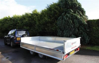 Photo 4. NUGENT TIPPER TRAILER (T-LINE)