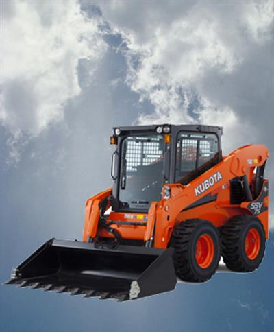 Kubota SSV75 Skid Steer Loader